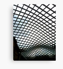 Intricate Ceiling Canvas Print