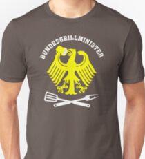 April BUNDESGRILLMINISTER Unisex T-Shirt
