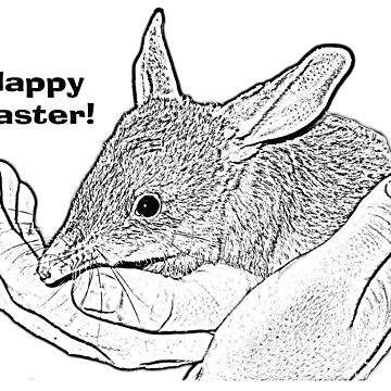 Happy Easter Bilby by wildimagenation