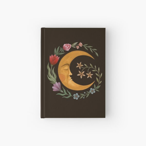 Midsummer Moon Hardcover Journal