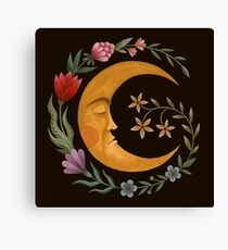 Midsummer Moon Canvas Print
