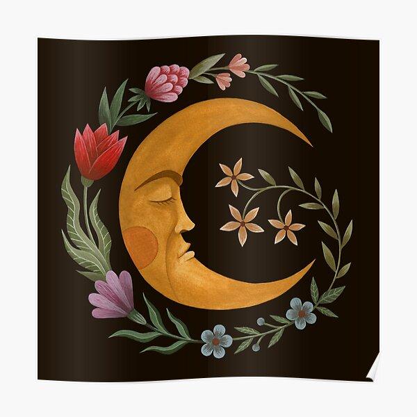 Midsummer Moon Poster