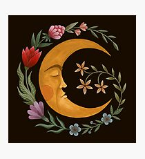 Midsummer Moon Photographic Print