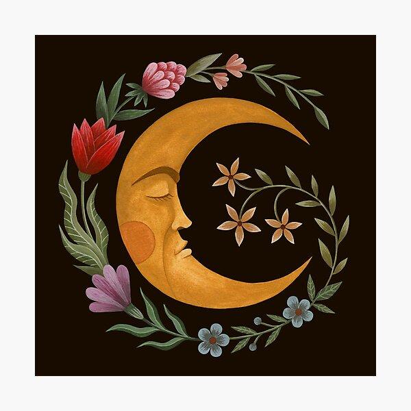 Midsummer Moon Photographic Print