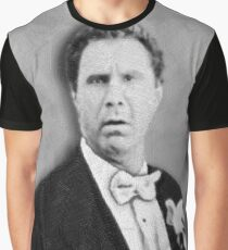 Will Ferrell Old School  Graphic T-Shirt