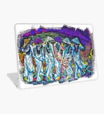 Pretty maids in a row Laptop Skin