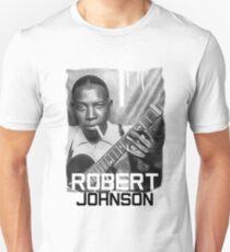 robert johnson print  Unisex T-Shirt