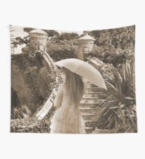 Victorian walk Wall Tapestry