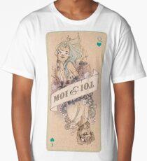 TOI et MOI T-shirt long
