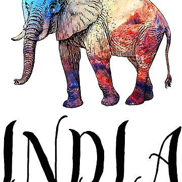 India, Elefantastic by Magbees