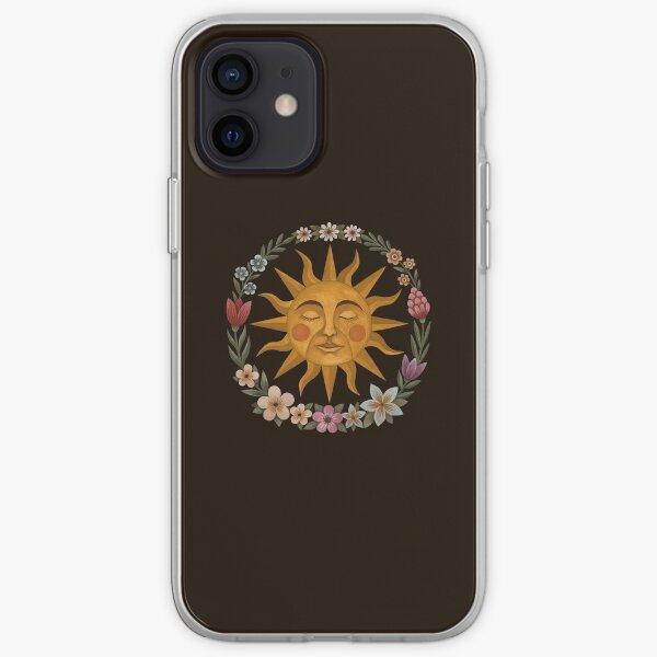 Midsummer Sun iPhone Soft Case
