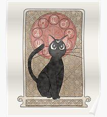 Lune Noire (Luna) Poster