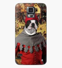Boston Terrier Art -The Combat of Carnival Case/Skin for Samsung Galaxy