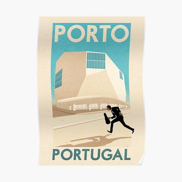 Travel Posters - Porto Portugal Poster
