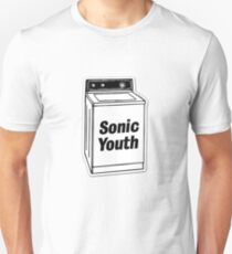 Sonic Youth Slim Fit T-Shirt
