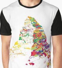 MATTERHORN MOUNTAINSPLASH Graphic T-Shirt