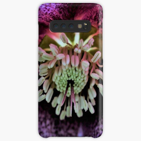 Purple Hellebore Samsung Galaxy Snap Case