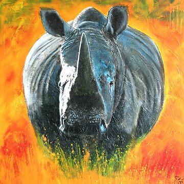 Rhin03 by galeriewenzel