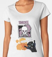 R6S - Smoke Women's Premium T-Shirt