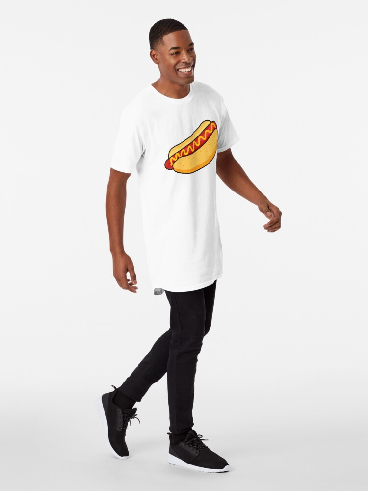 Alternate view of Fast food Long T-Shirt