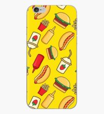 Fast Food iPhone-Hülle & Cover