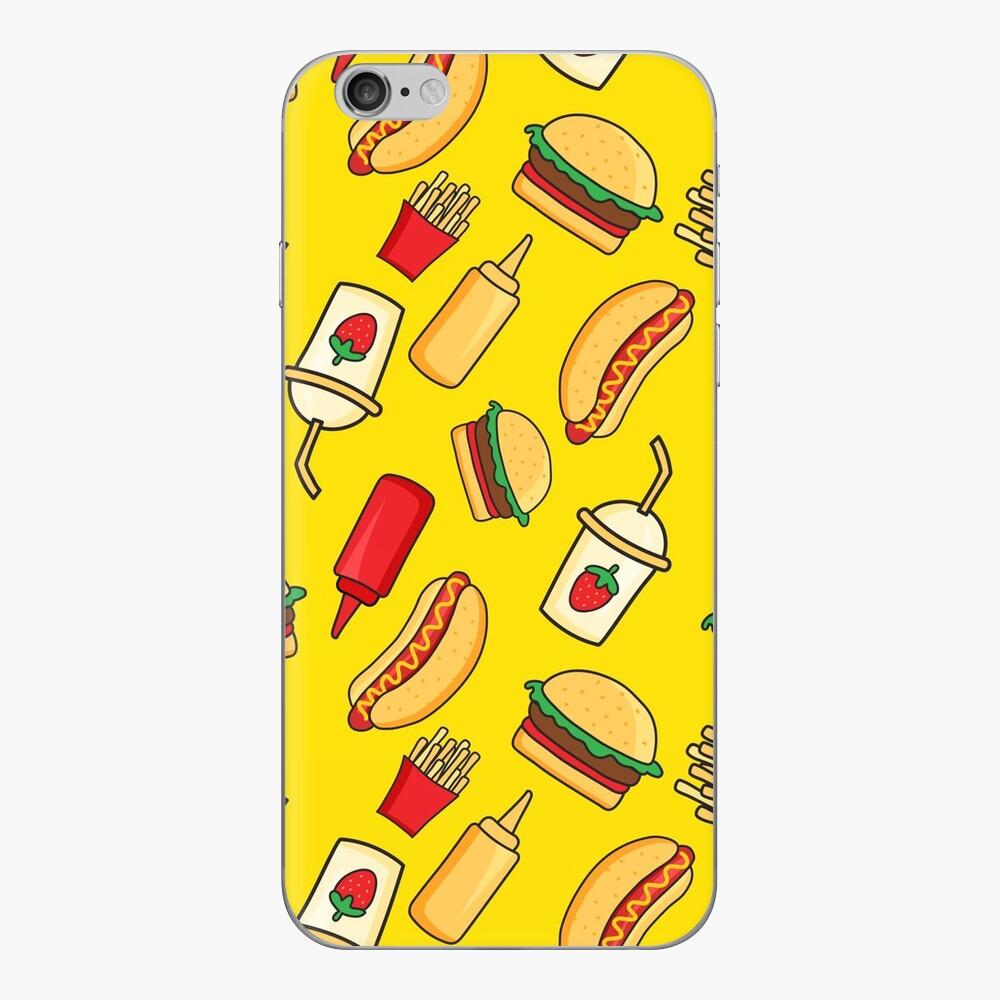 Fast Food iPhone Klebefolie