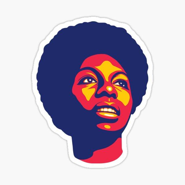 Nina Sticker