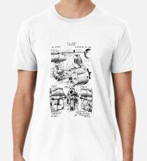 Revolver patent T Shirt Men's Premium T-Shirt