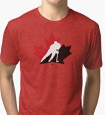 canada hockey Tri-blend T-Shirt