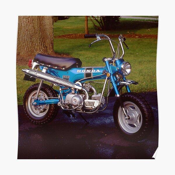 1970 Honda CT 70 Poster