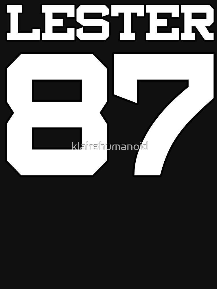 Lester 87 | Unisex T-Shirt