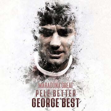 George Best - Manchester United Legend by theunitedpage