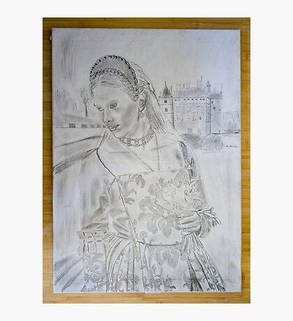 Medieval Girl III Photographic Print