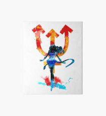 neptune splash Art Board