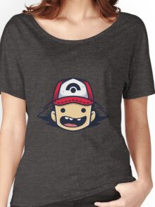 Ash Ketchum Women's Relaxed Fit T-Shirt