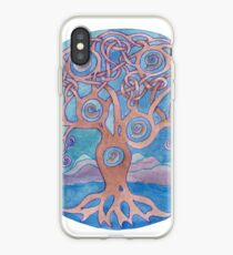 Mandala- tree of life iPhone Case