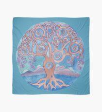 Mandala- tree of life Scarf