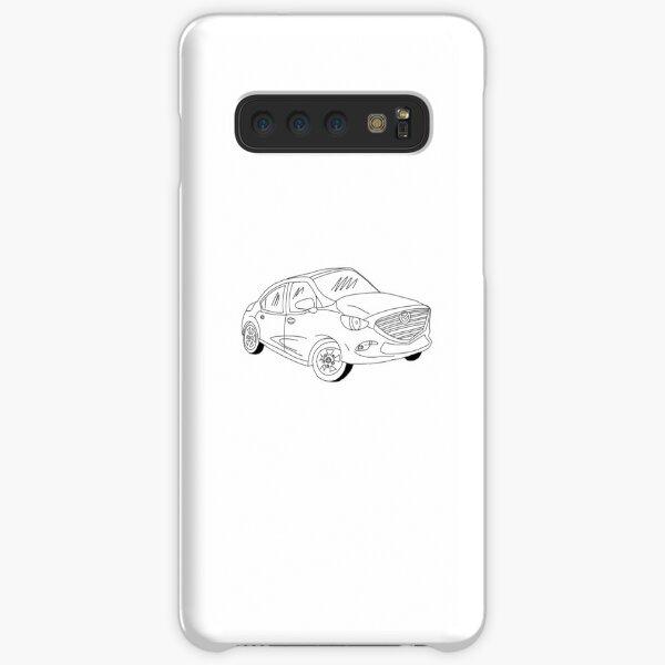 My Friends' Cars - Mazda 3 Samsung Galaxy Snap Case