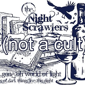 Night Scrawlers (not a cult) by VortexDesigns