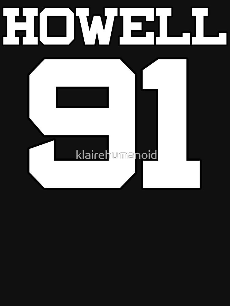 Howell 91 | Unisex T-Shirt