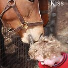 Big Kiss by RuthBaker