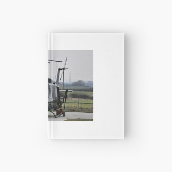 Bell UH-1H Huey Hardcover Journal