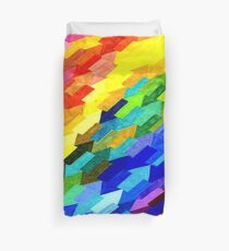Being Gay Duvet Cover