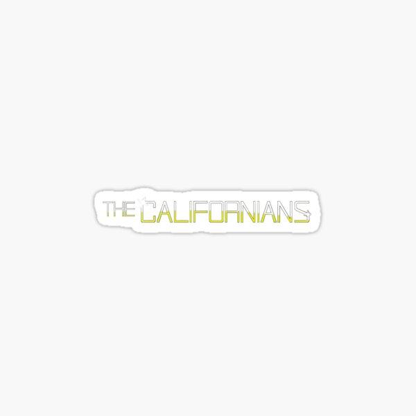 The Californians Sticker