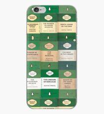 Agatha Christie iPhone Case