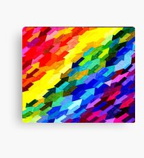 Being Gay Canvas Print