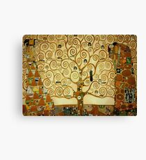 Gustav Klimt The Tree of Life Canvas Print