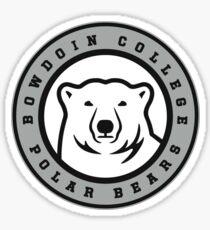 Bowdoin College Polar Bears Sticker