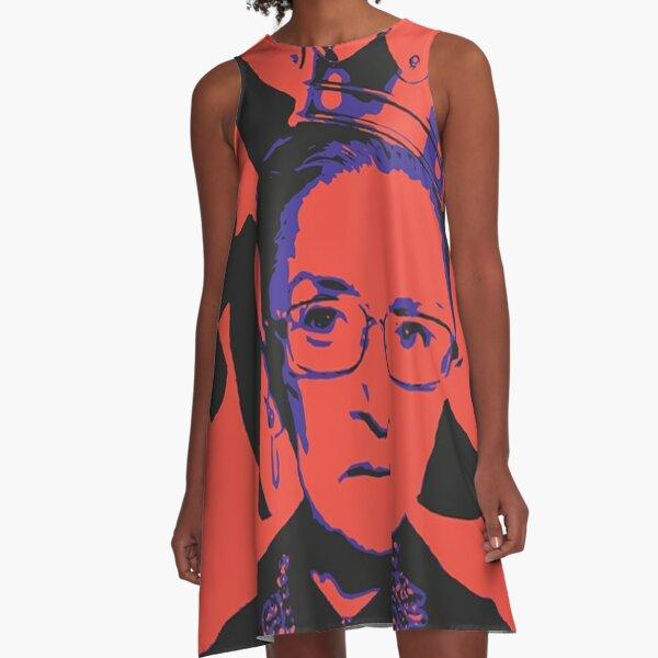 RBG DIVA A-Line Dress