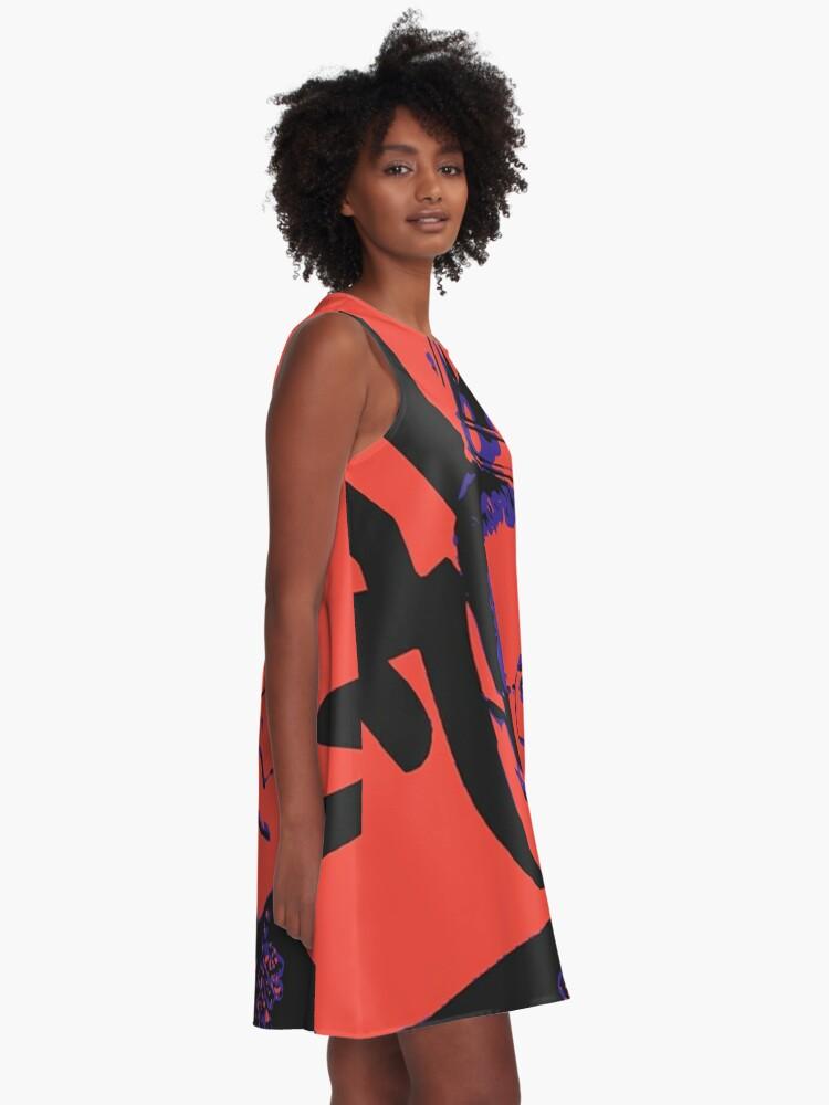 Alternate view of RBG DIVA A-Line Dress